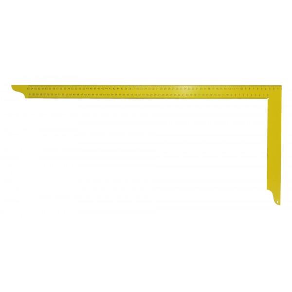 Ácsderékszög Sárga 700 mm - Kiosztással