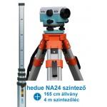 hedue NA24 optikai szintező - Csomagban