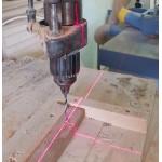 hedue PL2 pozicionáló lézer - piros keresztlézer