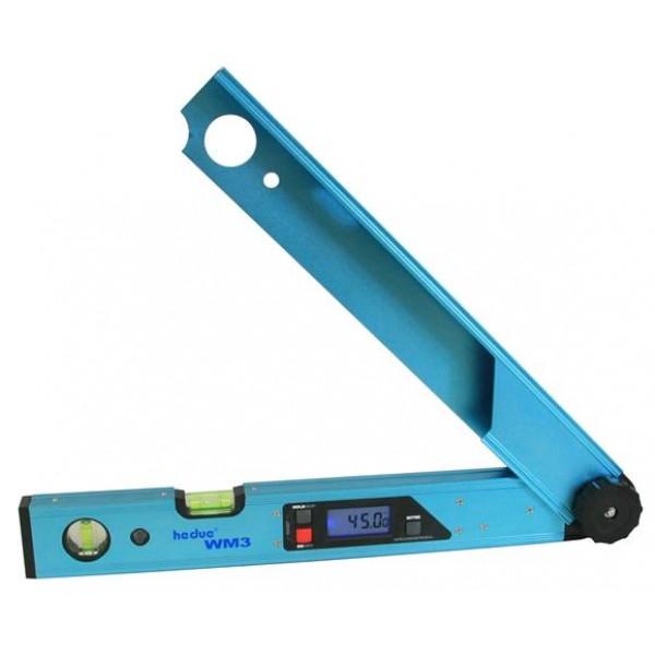 hedue WM3 digitális szögmérő 45 cm