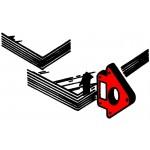 Mágneses derékszög - M