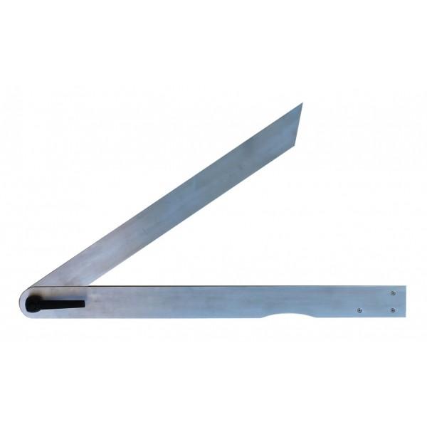 Szögmásoló alumínium - 60 cm