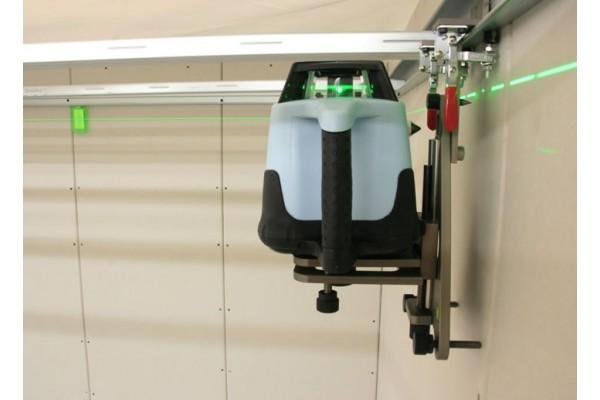 hedue Q3 és Q3G forgólézer kapcsolható fényerőséggel