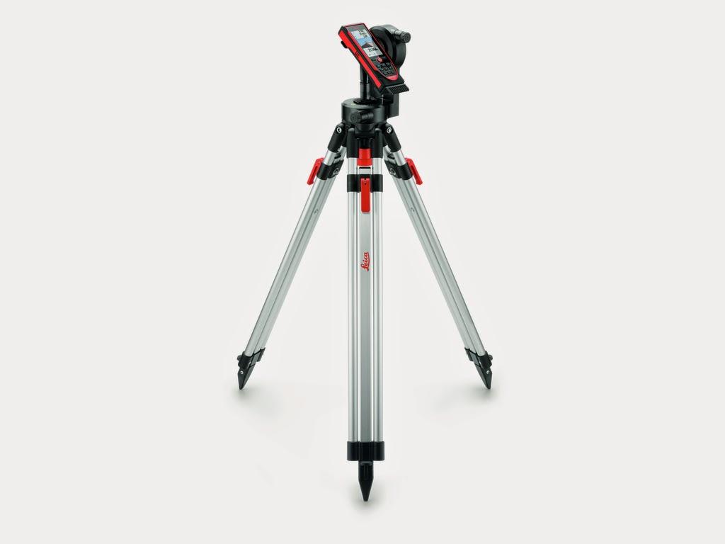 Leica TRI 200 állvány és FTA 360 adapter