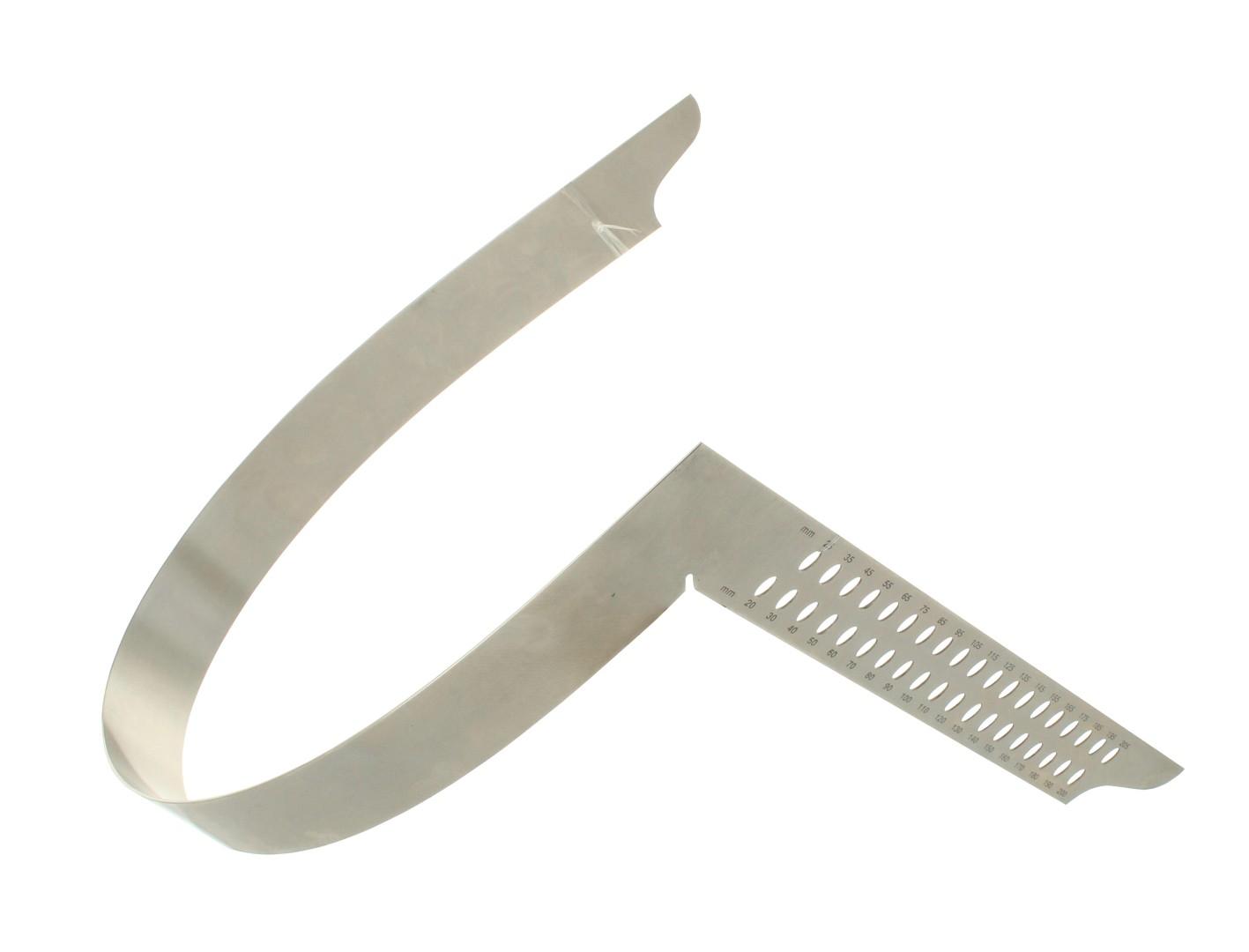 70 cm derékszög, ácsderékszög