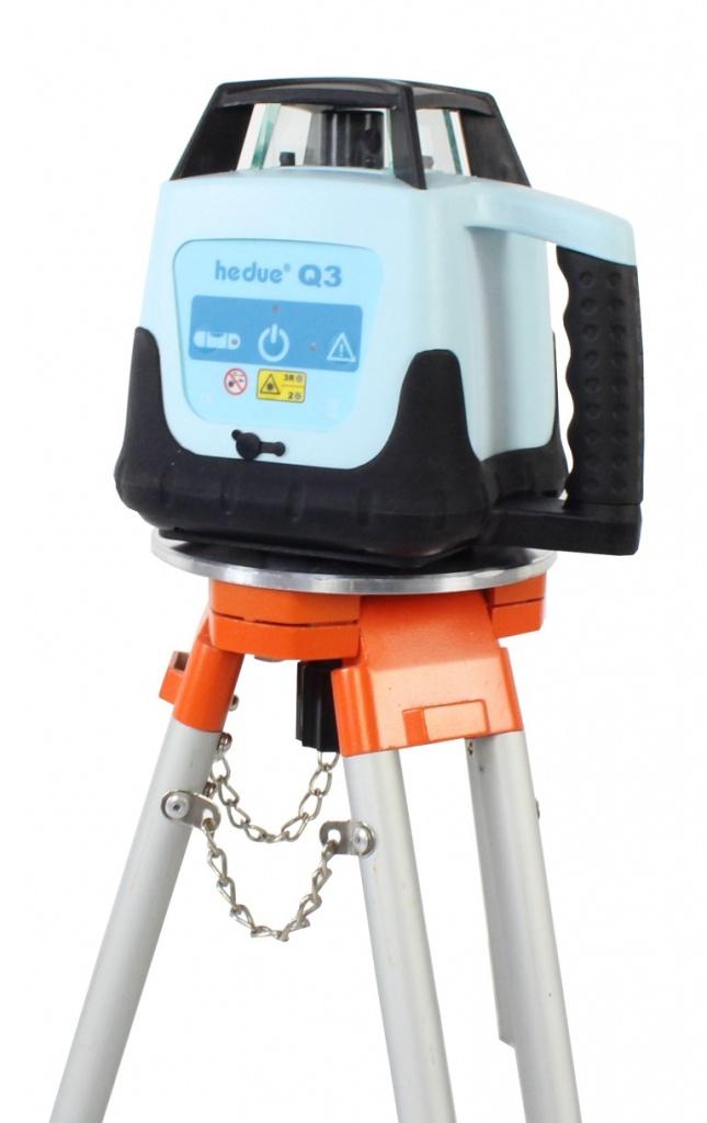 Hedue Q3 frgólézer - kültéri és beltéri használtra