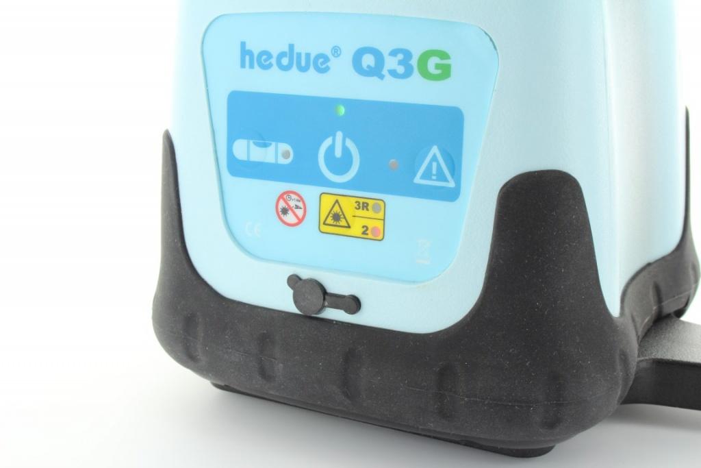 Hedue Q3 forgólézer - kültéri és beltéri használtra