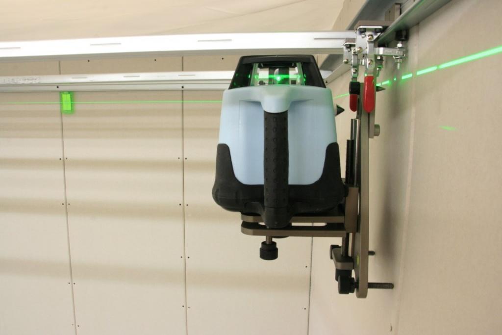 hedue Q3G forgólézer kültéri és beltéri használatra