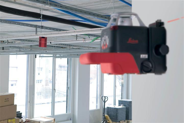 Leica Roteo 35 WMR forgólézer