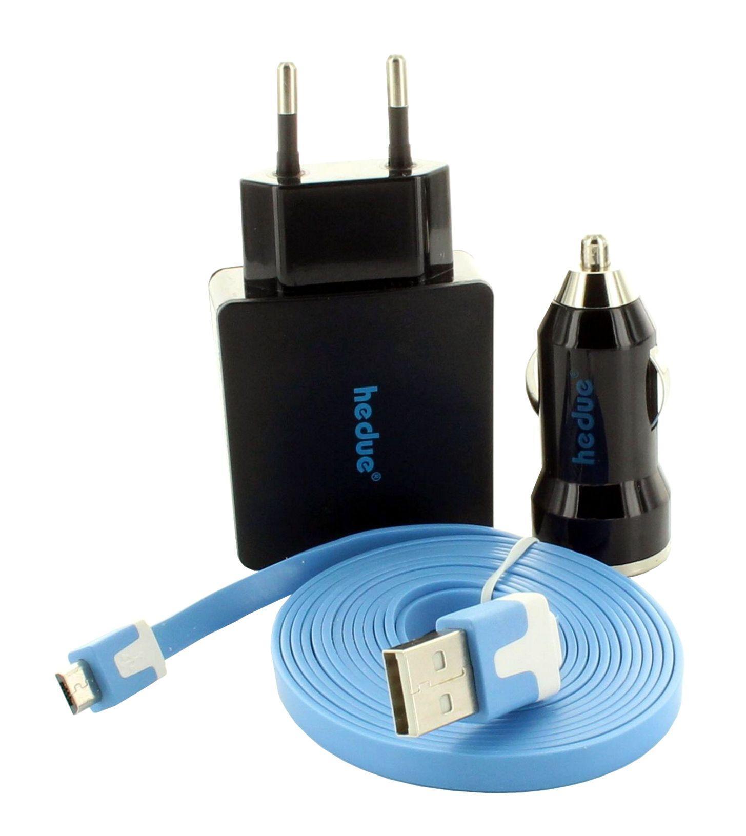 hedue S2 forgólézer Micro USB töltővel és auztós adapterrel!