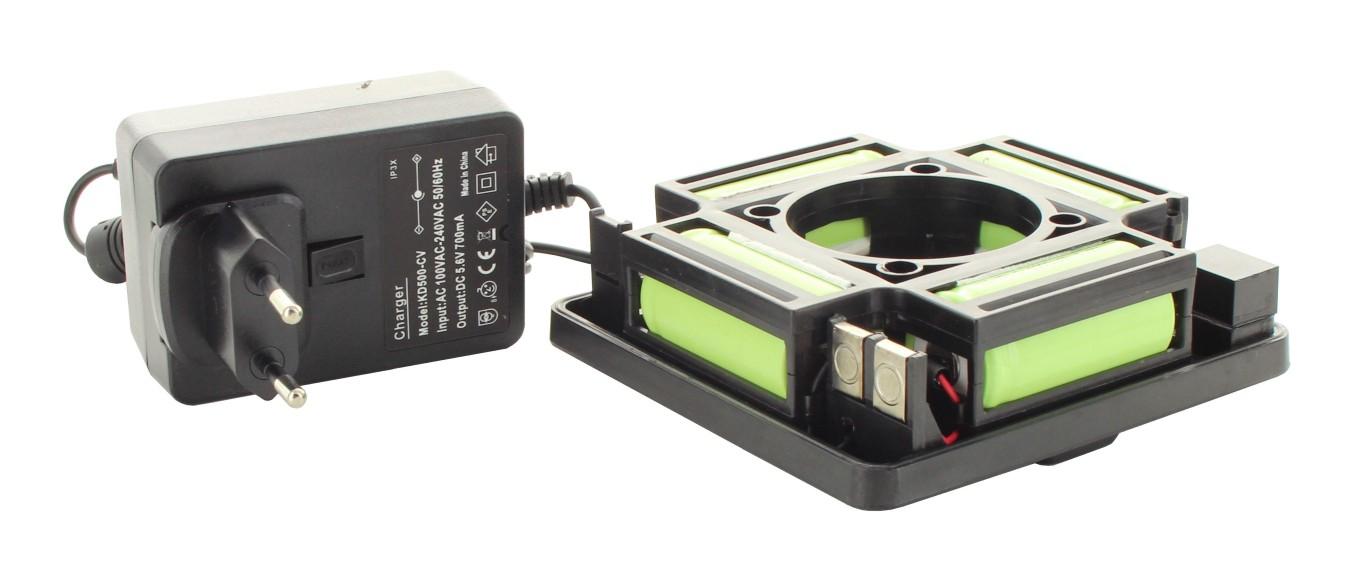 akkumulátor forgólézer hedue q2