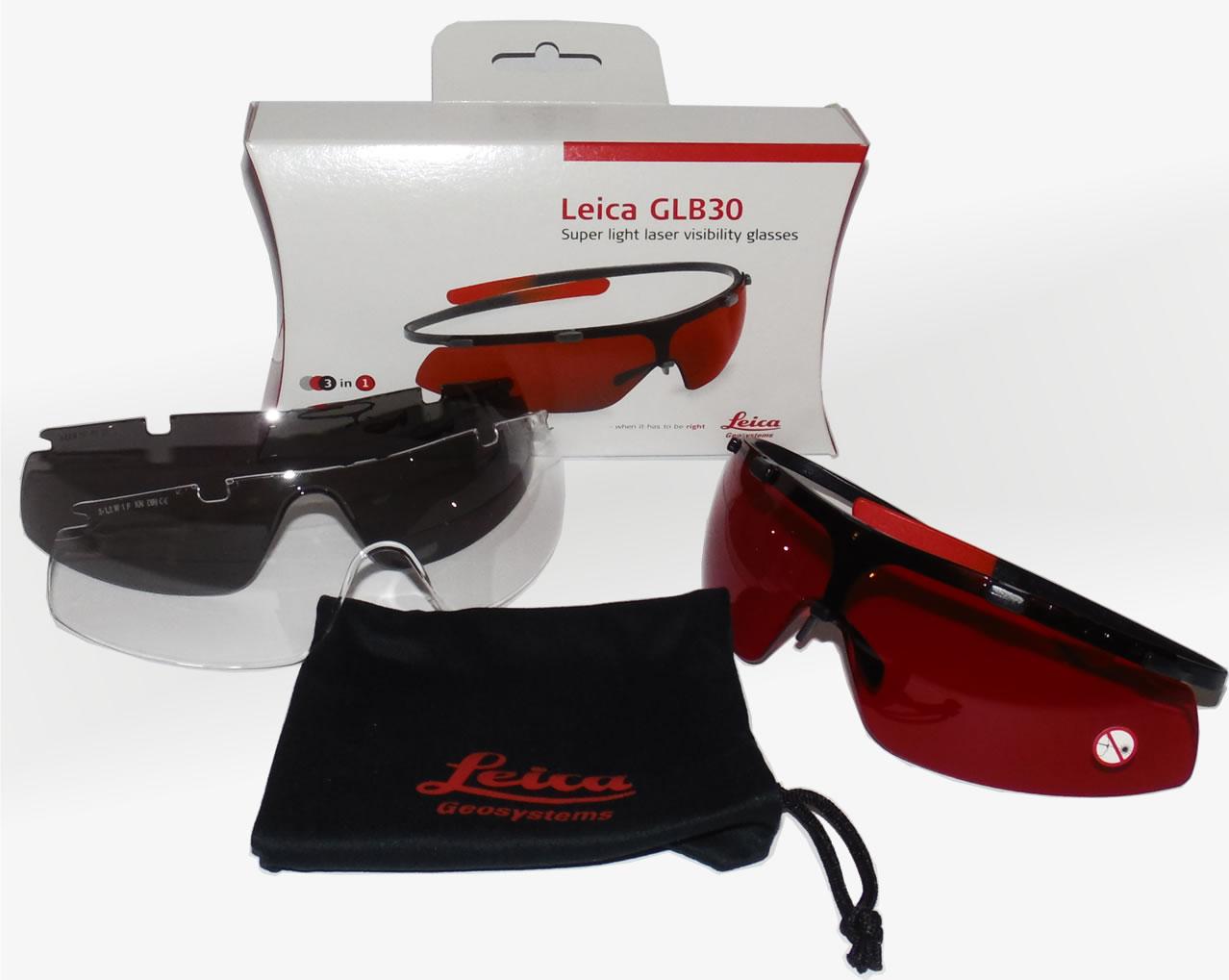 Leica GLB30 lézeres szemüveg