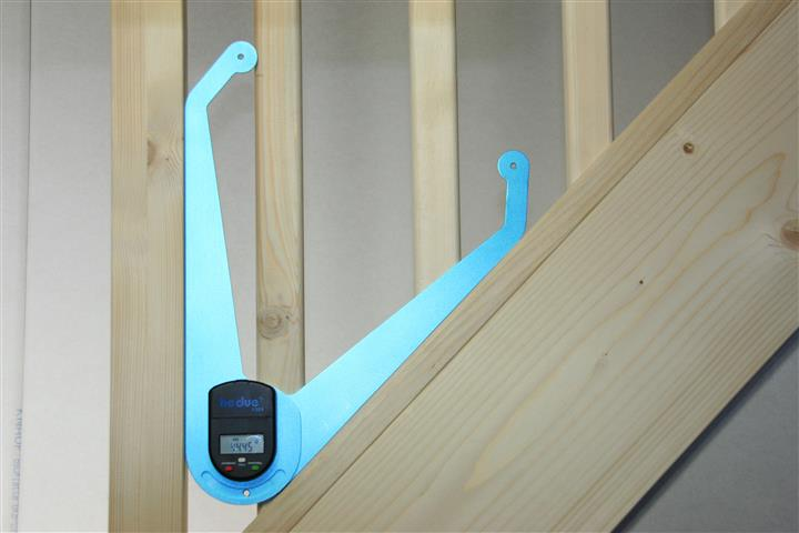 digitális szögmérő és vastagságmérő hedue