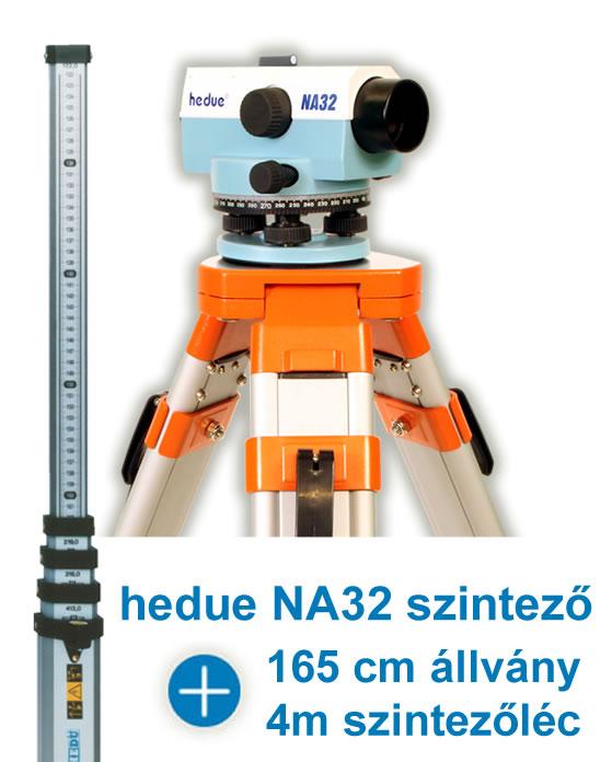 hedue Na24 szintezőműszer