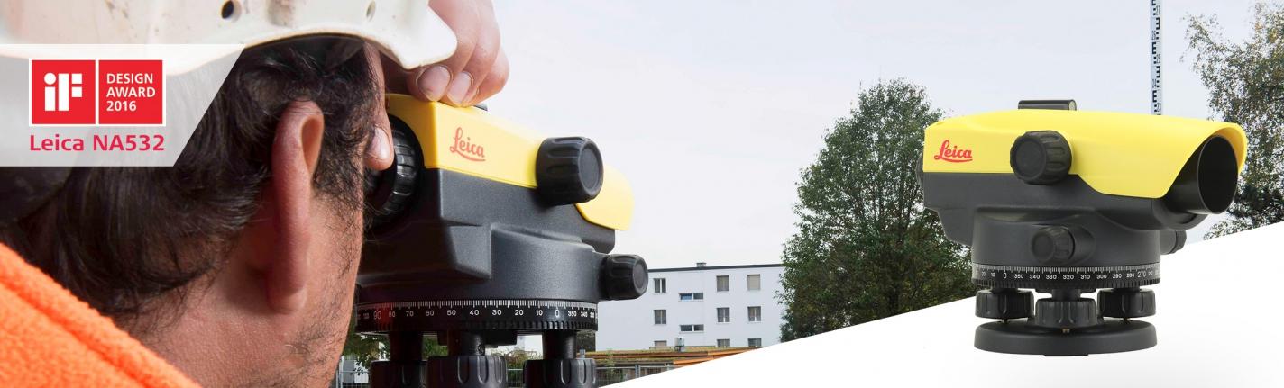 Leica NA500 optikai szintező sorozat