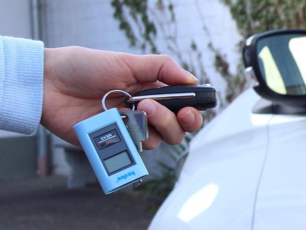 hedue EM3 lézeres távolságmérő
