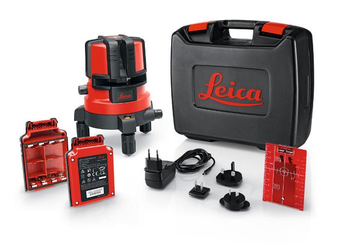 Leica Lino L4P1 vonallézer
