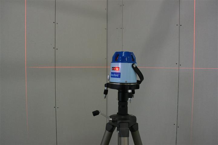 hedue M3 vonallézer és lézerszintező